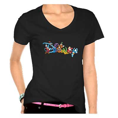 Disney Logo Shirt