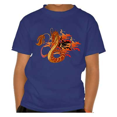 Fire Coral Dragon