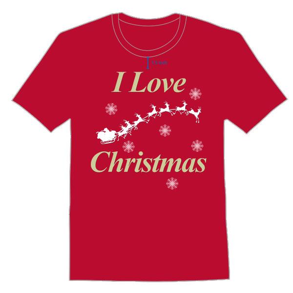 I Love Christmas